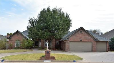 Moore Single Family Home For Sale: 12208 Endor Drive