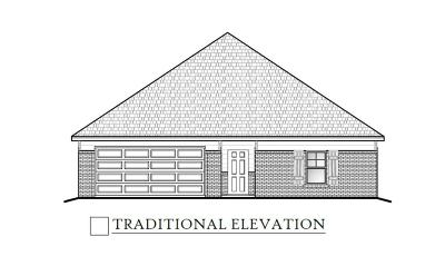 Single Family Home For Sale: 14330 Meadow Ridge Lane