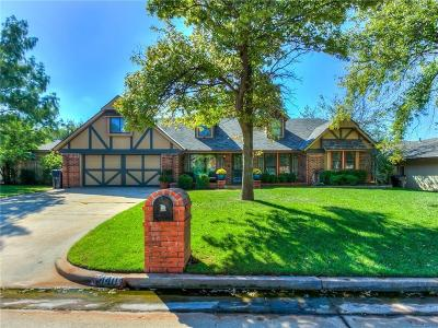 Oklahoma City Single Family Home For Sale: 4404 Saint Patrick Drive