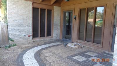 Altus Single Family Home For Sale: 2045 Willard