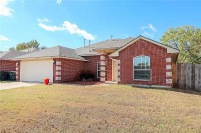 Midwest City Single Family Home For Sale: 2313 Fruitful Drive
