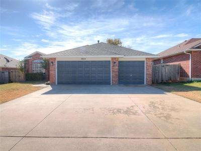 Oklahoma City Single Family Home For Sale: 8824 NW 85th Place