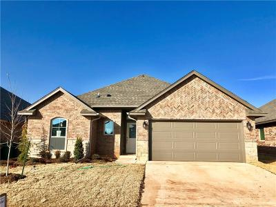 Edmond Single Family Home For Sale: 3421 NW 160th Street