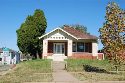 Oklahoma City Single Family Home For Sale: 733 NW 22nd Street