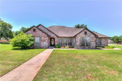 Blanchard Single Family Home For Sale: 715 County Street 2986