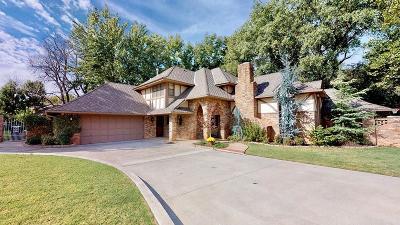 Oklahoma City Single Family Home For Sale: 11901 Autumn Leaves