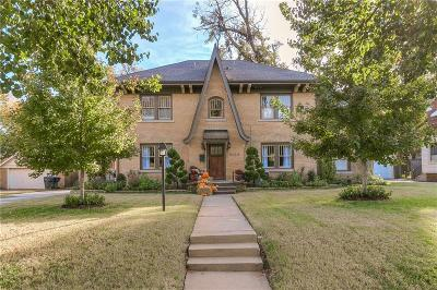 Oklahoma City Single Family Home For Sale: 3108 NW 18th Street