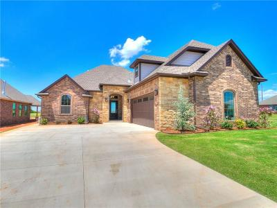 Lincoln County, Oklahoma County Single Family Home For Sale: 7125 NW 153rd Street