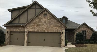 Edmond Single Family Home For Sale: 3032 Saint Fergus Drive