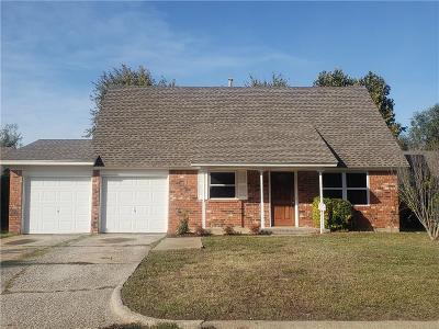 Moore Single Family Home For Sale: 1049 Main