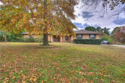Choctaw Single Family Home For Sale: 14200 S Robin Nest
