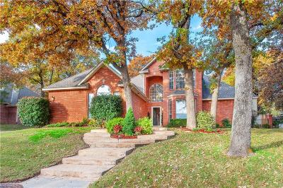 Lincoln County, Oklahoma County Single Family Home For Sale: 1 N Crosstimber