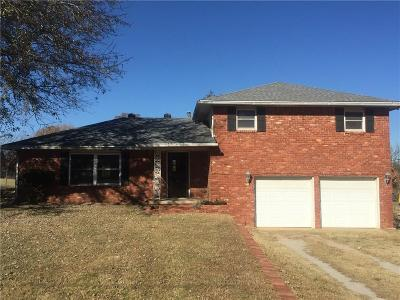 Choctaw Single Family Home For Sale: 12359 Max Lane