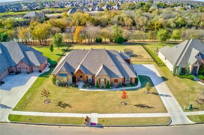 Oklahoma City Single Family Home For Sale: 12825 Pond View Drive