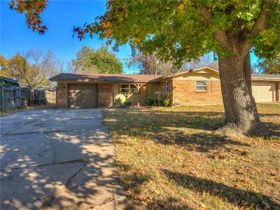 Bethany Single Family Home For Sale: 8317 NW 38th Terrace