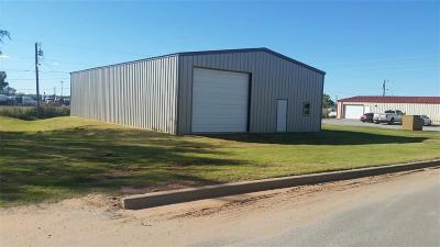 Weatherford Commercial For Sale: 312 E Eads