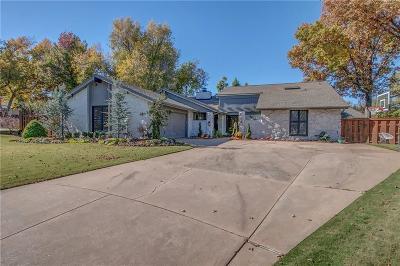 Edmond Single Family Home For Sale: 1304 Oak Tree