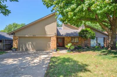 Norman Single Family Home For Sale: 2816 Meadow Avenue