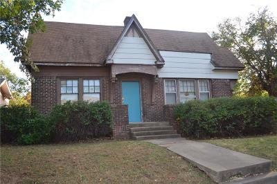 Oklahoma County Multi Family Home For Sale: 722 W Hill Street