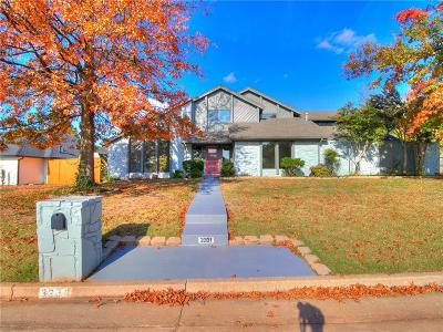 Oklahoma City Single Family Home For Sale: 3331 Stonybrook Road