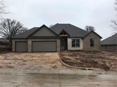 Choctaw Single Family Home For Sale: 15203 Gray Fox
