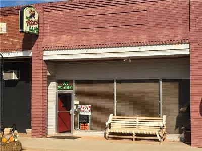 Lincoln County Commercial For Sale: 306 E 2nd Street