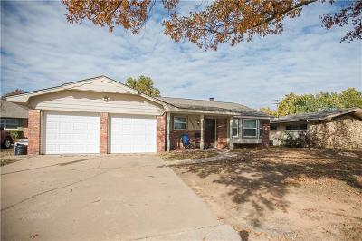 Bethany Single Family Home For Sale: 7505 NW 26th Street