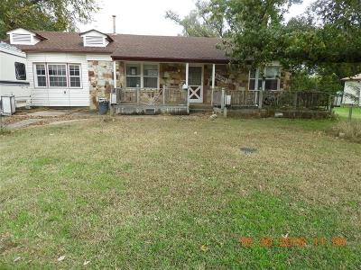 Del City Single Family Home For Sale: 4609 SE 23rd Street
