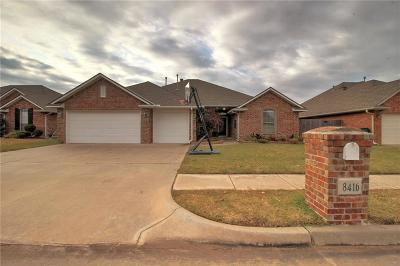 Oklahoma City OK Single Family Home For Sale: $205,000