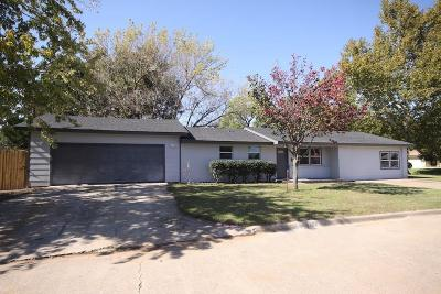 Del City Single Family Home For Sale: 4320 Sunnylane Place