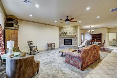 Canadian County, Oklahoma County Condo/Townhouse For Sale: 2021 Three Stars Road
