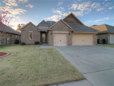Moore Single Family Home For Sale: 2917 San Juan Trail