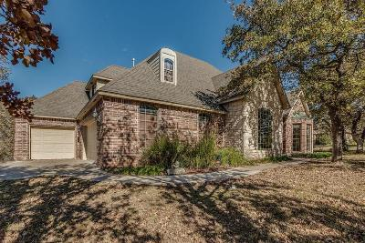 Blanchard OK Single Family Home For Sale: $330,000
