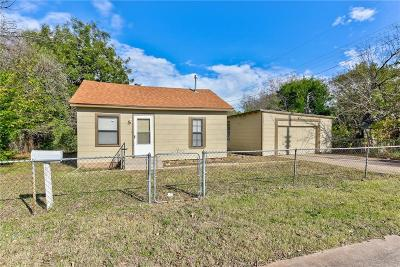 Norman Single Family Home For Sale: 707 Oliver Street