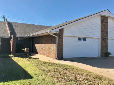 Weatherford Condo/Townhouse For Sale: 1406 E Proctor