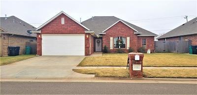 Yukon Single Family Home For Sale: 10212 SW 28th Street