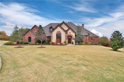 Edmond Single Family Home For Sale: 911 Ascot Circle