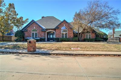 Edmond Single Family Home For Sale: 6009 Carmel Valley Way