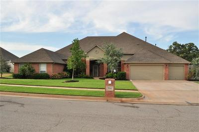 Edmond Single Family Home For Sale: 704 NW 158th