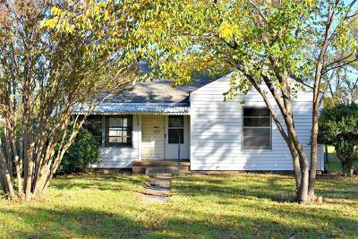 Chickasha Single Family Home For Sale: 1125 S 20th Street