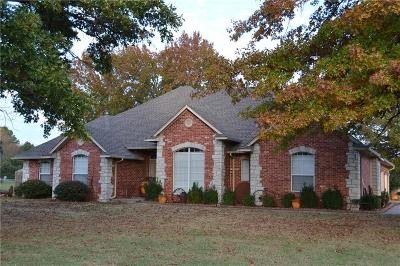 Shawnee Single Family Home For Sale: 1 Limousin Lane