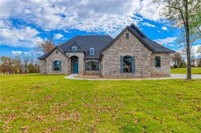 Choctaw Single Family Home For Sale: 914 Hunters Hallow