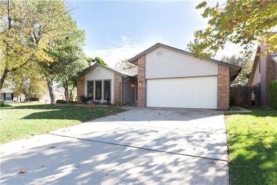 Oklahoma City Single Family Home For Sale: 8300 NW 109th Terrace