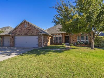 Lincoln County, Oklahoma County Single Family Home For Sale: 15916 San Miguel Circle