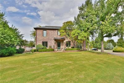 Nichols Hills Single Family Home For Sale: 1501 Camden Way
