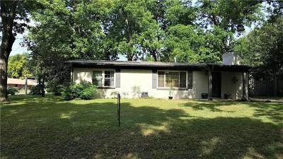 Norman Single Family Home For Sale: 612 Broad Lane