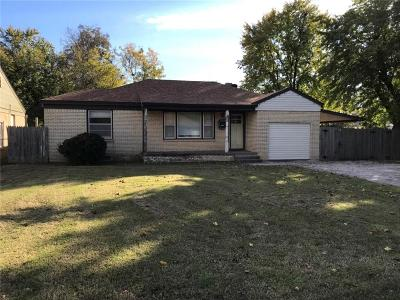 Oklahoma City Single Family Home For Sale: 3942 NW 16th Street