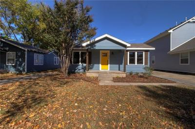 Oklahoma City Single Family Home For Sale: 3019 NW 18th Street
