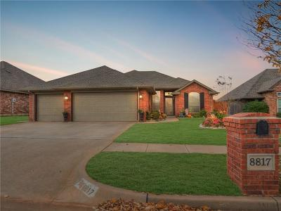 Oklahoma City Single Family Home For Sale: 8817 NW 113th Street