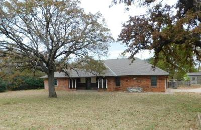 Edmond Single Family Home For Sale: 329 Atchley Drive